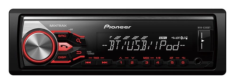 Pioneer MVH-X380BT auto-radio