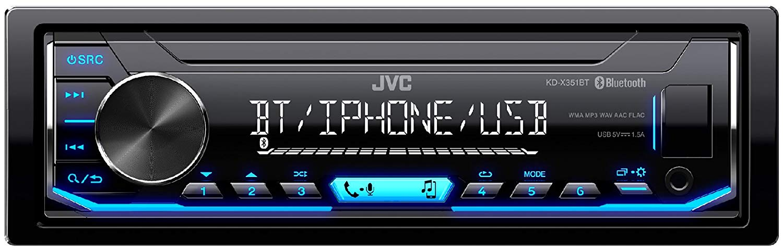 Auto-radio JVC KD X351BT