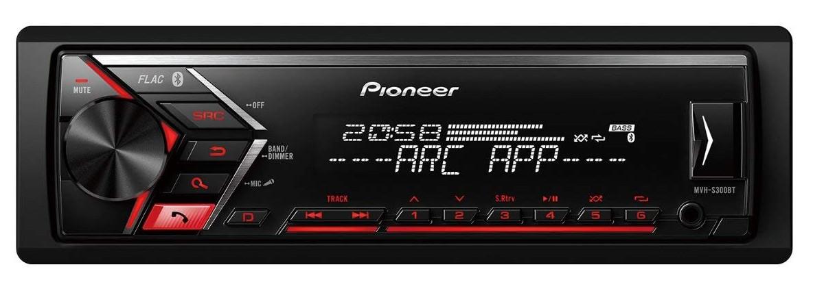 Auto-radio Pioneer MVH-S300BT