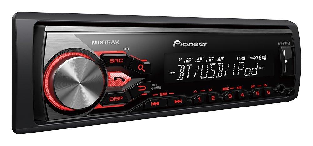 Pioneer MVX-X380BT auto-radio