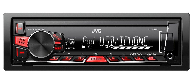 JVC KD-X220 auto-radio