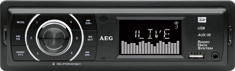 AEG AR 4027 auto-radios