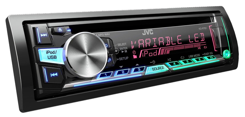 JVC KD-R761E auto-radio