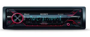 Autoradio Sony MEX-GS820BT