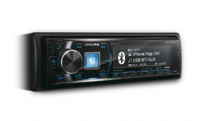 Autoradio Alpine CDE 178 BT